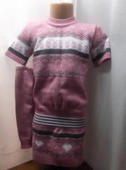 Пошив трикотажной детской одежды модель 363,1