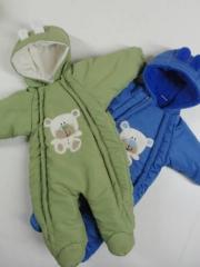 Продажа детской одежды, модель 809