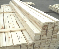 Purchase of edged oak boards