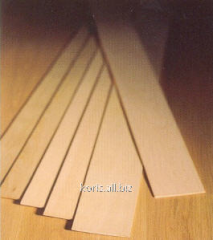 Purchase of parquet blanks