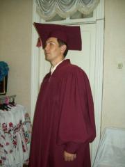 Tailoring of cloaks. A cloak academic (judicial)