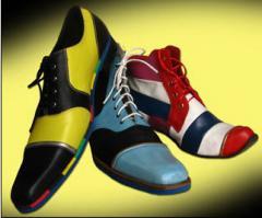 Tailoring of footwear. Tailoring of dancing,