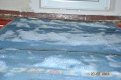 Уставновка систем грязезащиты коврики в аренду