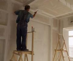Шпаклевка стен и потолков под обои и под покраску Николаев Украина