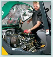 Diagnostics and repair of loaders, price