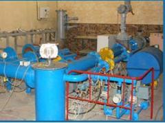 Обслуживание оборудования учёта газа.СП