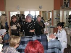 Seminar on cosmetology