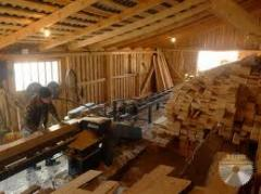 Переработка древесины