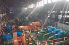 Repair of the crushing and cutting equipmen