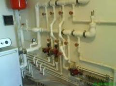 Водоснабжение,  канализация,  электроснабжени