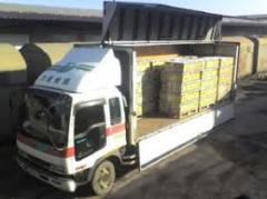 Автоперевозки сборных грузов (Днепропетровск)