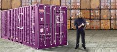 Transportations, warehousing of loads when moving