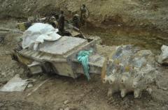Repair of KSP-32, GPKS combines and other repair