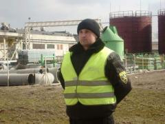 Охрана строительных объектов (Крым)