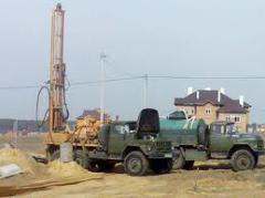 Бурение нефтегазовых скважин