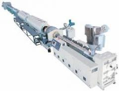 Design and production of the equipment, lines,