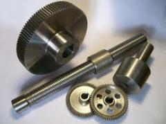 Обработка деталей на всех видах металлорежущих