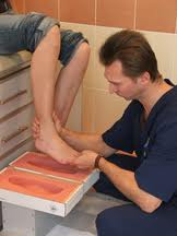 Services of the orthopedist-traumatologis