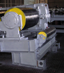 Repair of reducer of slider and scraper conveyor,