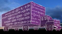Tracking of motor transport in real time