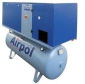 Installation of compressor stations