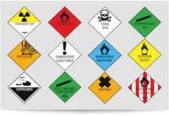 Перевозка химических продуктов