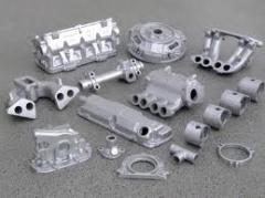 Molding aluminum. Molding color (to the earth, in