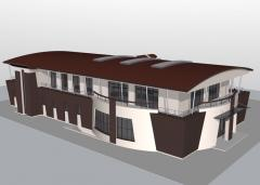 Разработка дизайн-проектов,  дизайн фасадов
