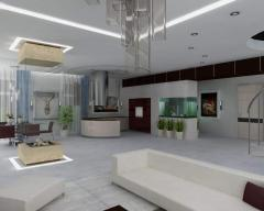 Design of apartments and houses