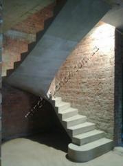 Ladder, concrete ladder Kiev