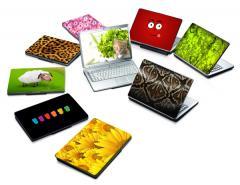 Высококачественная печать наклеек для ноутбуков на