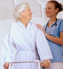 Уход медицинский за больными