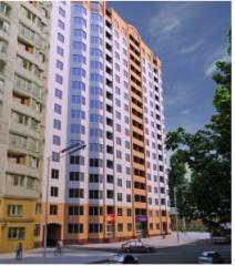 Строящиеся проекты  Жилой комплекс на ул....