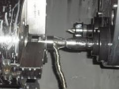 Metal processing by cutting
