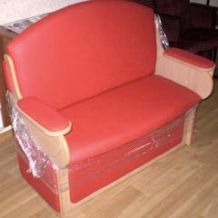 Production of upholstered furniture under the
