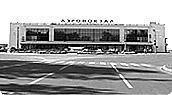 Размещение рекламы в аэропорту Одесса