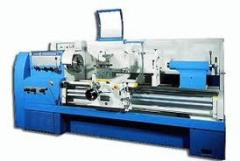 Machine works, processing, milling, drilling, boring