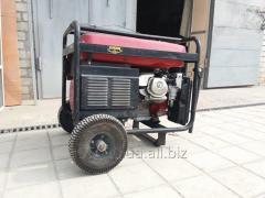 Rent of generators petrol