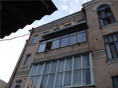 Strengthening of balconies