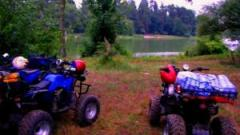 Rounds on ATVs