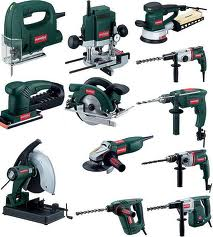 Hire of professional power tool