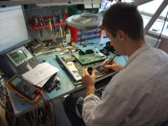 Modernizations and repair of maintenance of the