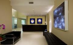 The design of offices in Kiev (Kiev, Ukraine), the