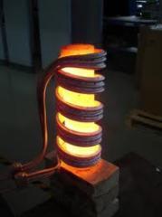 Heat treatment of metal