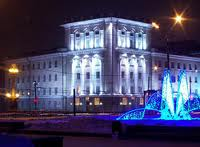 Belysning av fasader