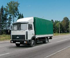 Транспортировка негабаритных и опасных грузов