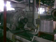 Repair, refilling, sliding bearings