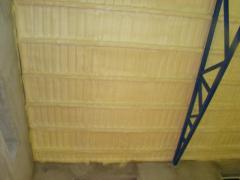 Тепло-гидро изоляция складов для хранения...