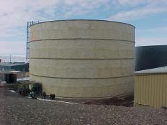 Гидро паро изоляция водонопорных башен