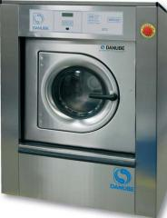 Supply of equipment for dry-cleaners, laundries